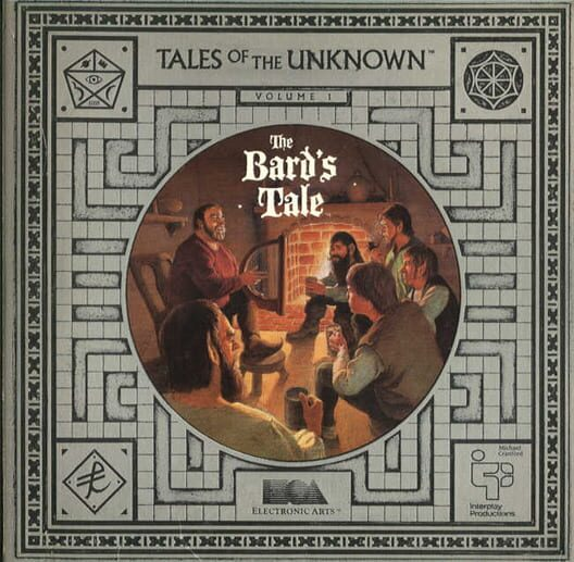 Tales of the Unknown: Volume I - The Bard's Tale image