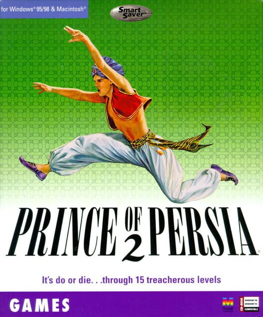 Prince of Persia 2: The Shadow and the Flame image
