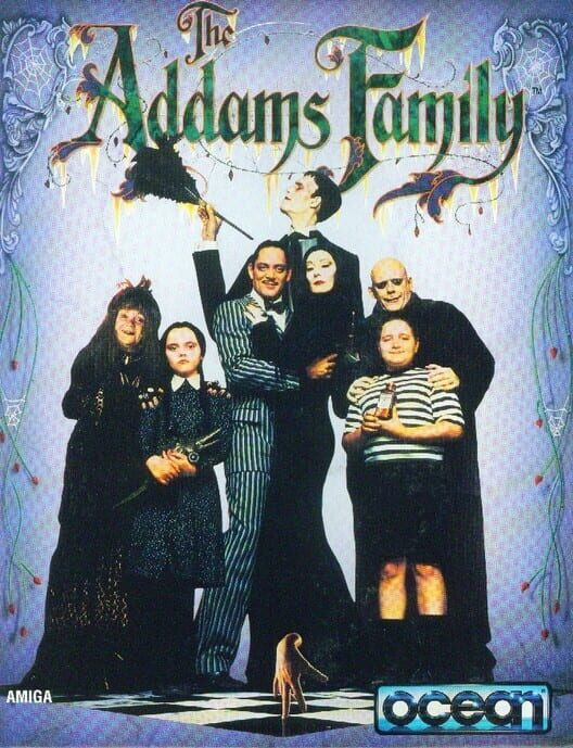 The Addams Family Display Picture
