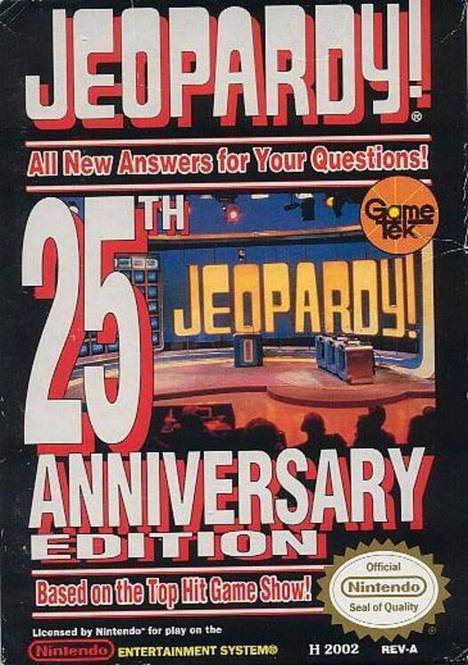 Jeopardy! 25th Anniversary Edition image