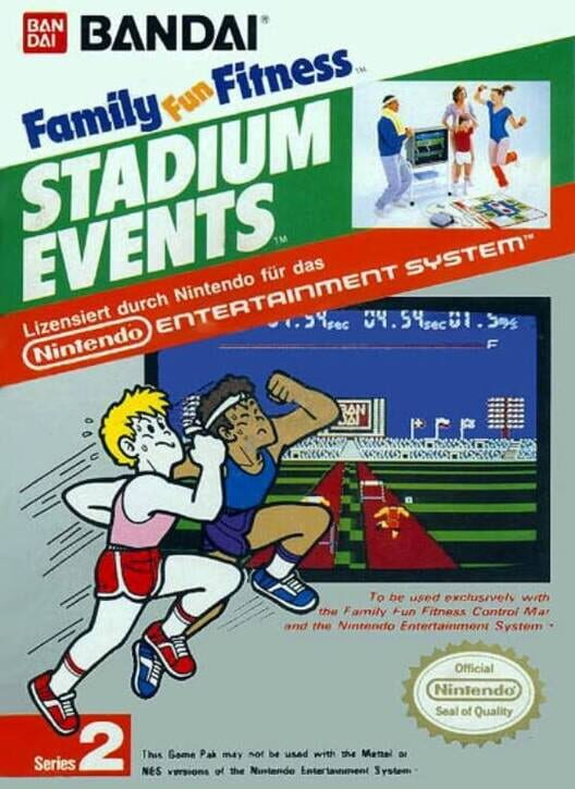 Stadium Events image