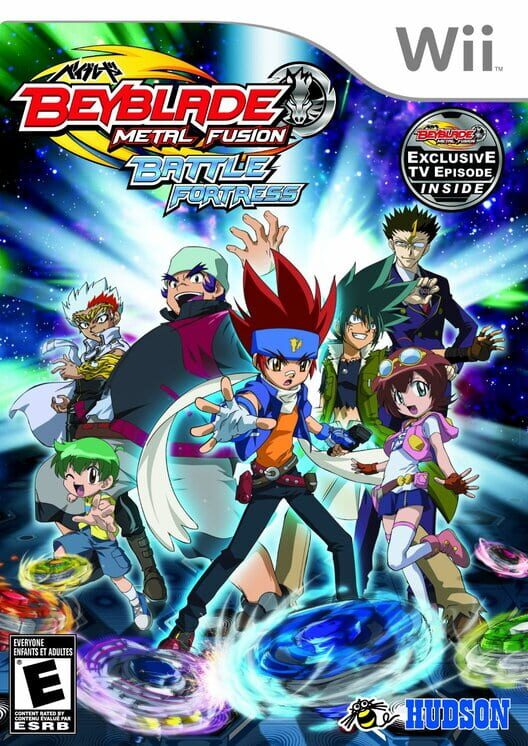 Beyblade: Metal Fusion - Battle Fortress image