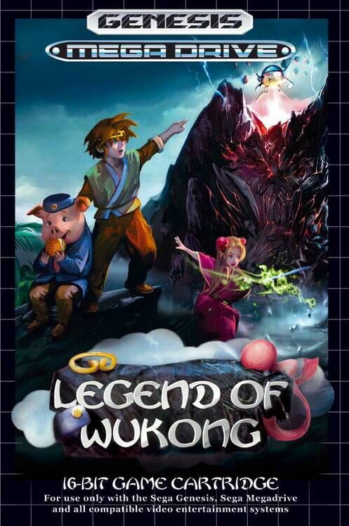 Legend of Wukong image