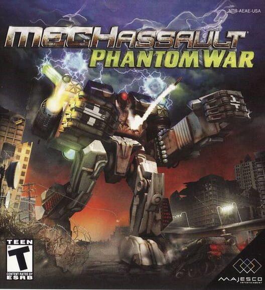 MechAssault: Phantom War Display Picture