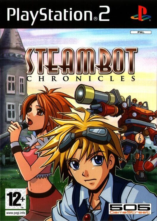 Steambot Chronicles Display Picture
