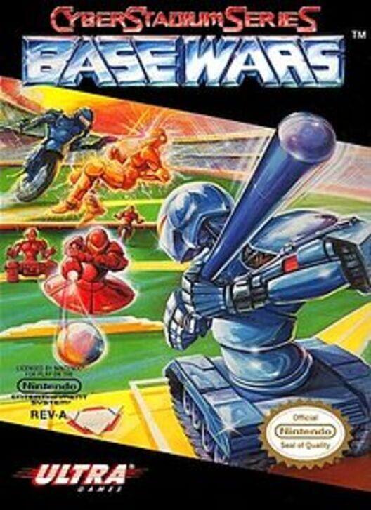 Cyber Stadium Series: Base Wars image