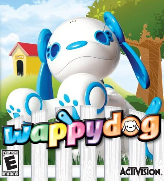 Wappy Dog Display Picture