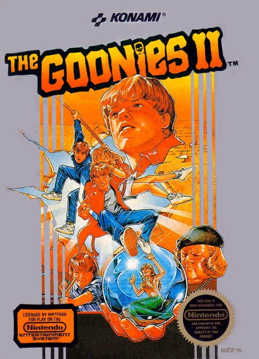 The Goonies II image