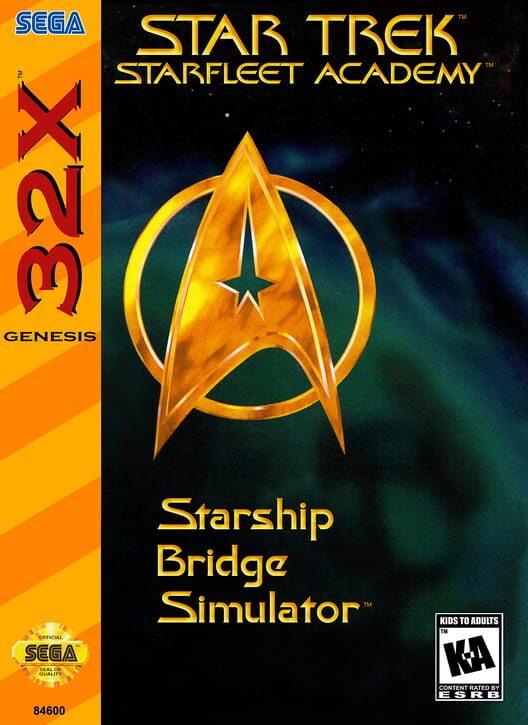 Star Trek: Starfleet Academy - Starship Bridge Simulator Display Picture