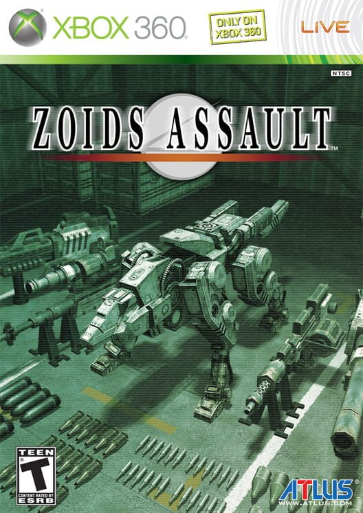 Zoids Assault Display Picture