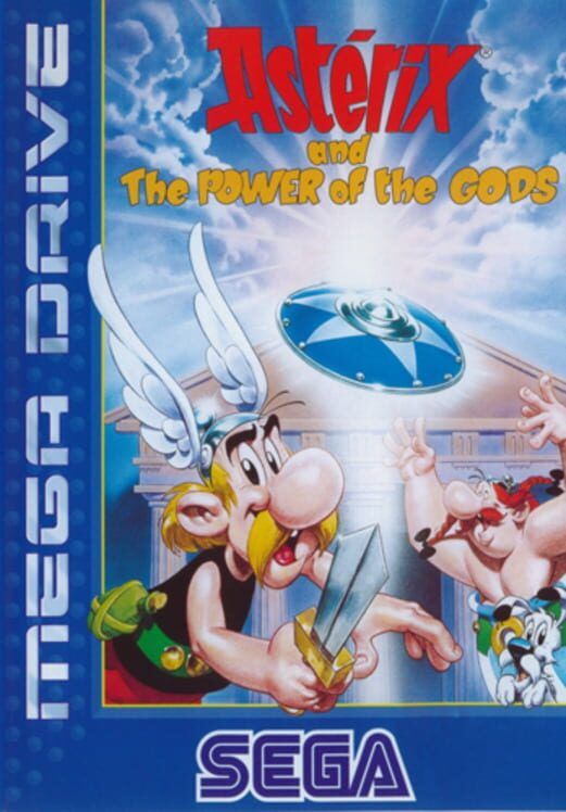 Asterix and the Power of the Gods Display Picture