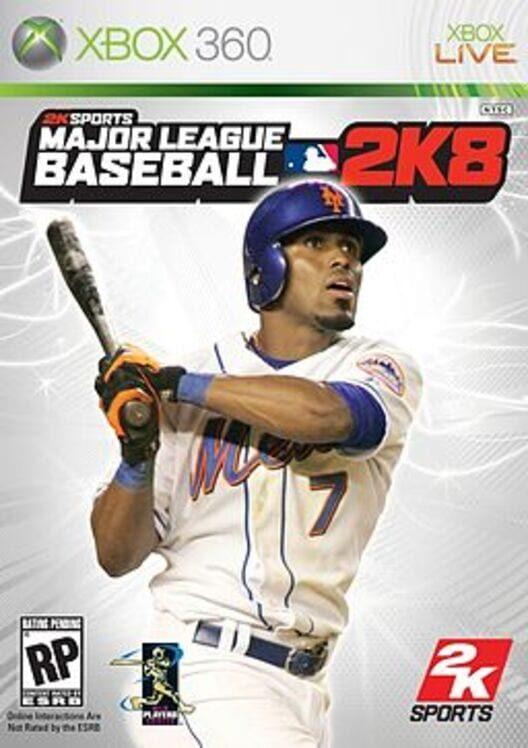 Major League Baseball 2K8 image