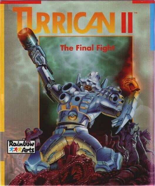 Turrican II: The Final Fight image