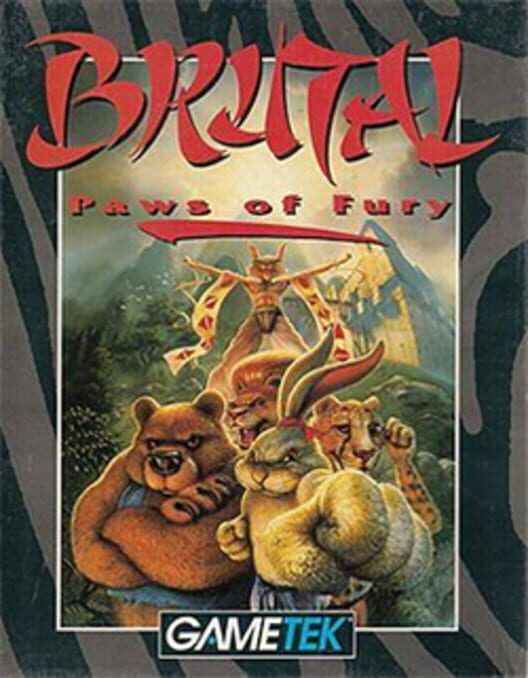 Brutal: Paws of Fury Display Picture