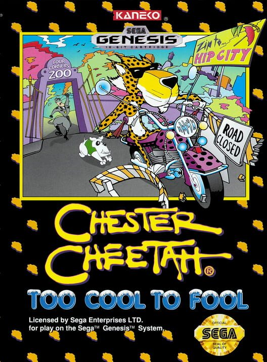 Chester Cheetah: Too Cool to Fool Display Picture