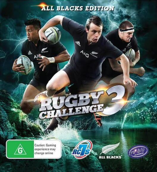 Rugby Challenge 3 image