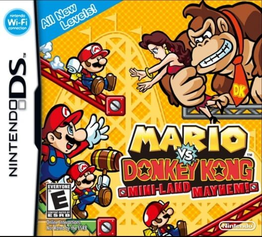 Mario vs. Donkey Kong: Mini-Land Mayhem! image