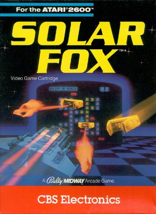 Solar Fox Display Picture