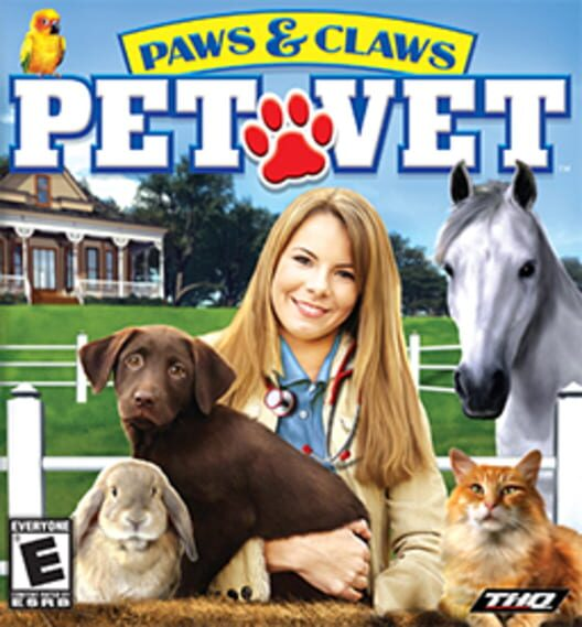 Paws and Claws: Pet Vet Display Picture