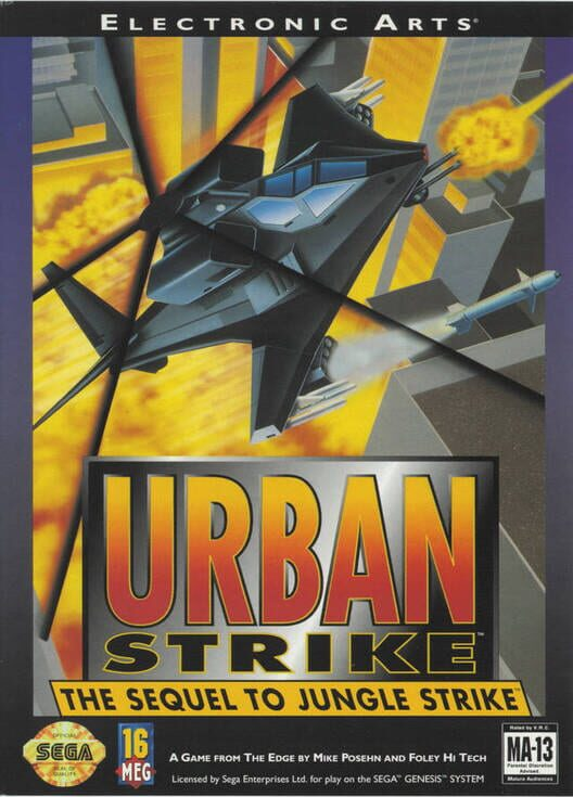 Urban Strike image