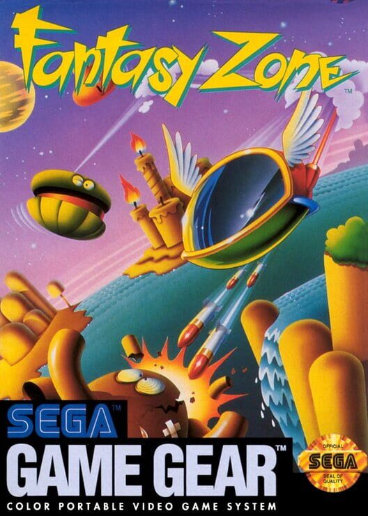 Fantasy Zone Display Picture