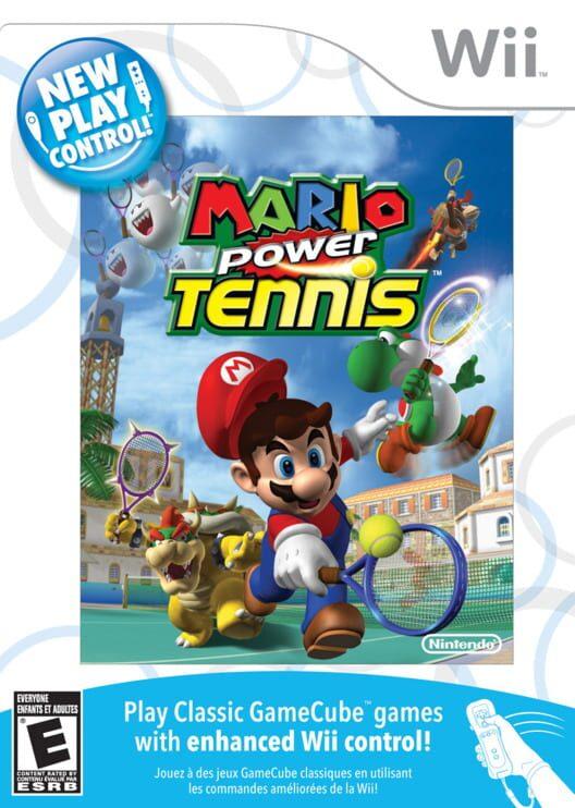 New Play Control! Mario Power Tennis image