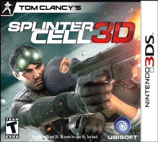 Splinter Cell 3D image