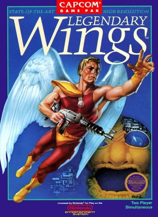 Legendary Wings image