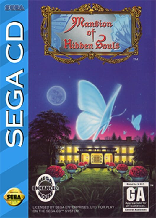 Mansion of Hidden Souls Display Picture