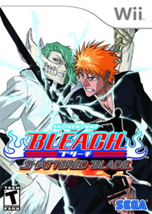 Bleach: Shattered Blade Display Picture