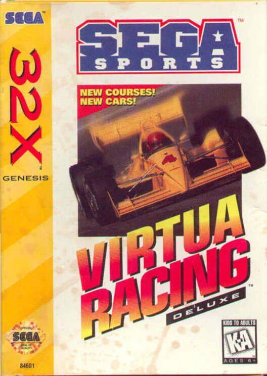 Virtua Racing Deluxe Display Picture