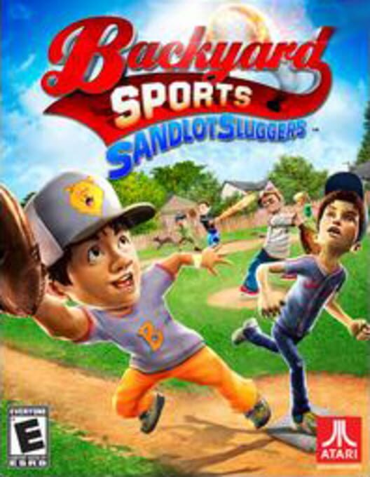 Backyard Sports: Sandlot Sluggers Display Picture