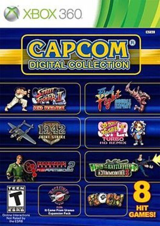 Capcom Digital Collection image