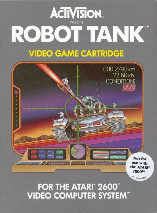 Robot Tank Display Picture
