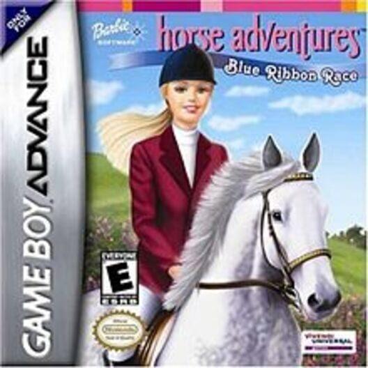 Barbie Horse Adventures: Blue Ribbon Race image