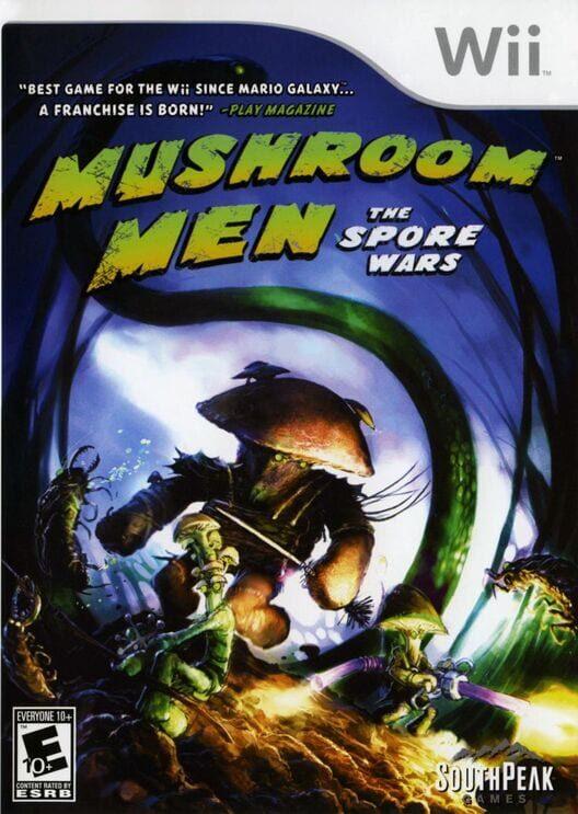 Mushroom Men: The Spore Wars Display Picture