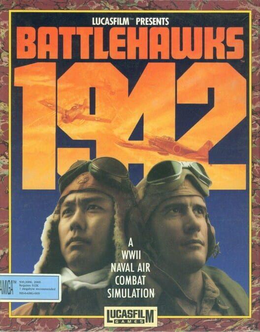 Battlehawks 1942 image