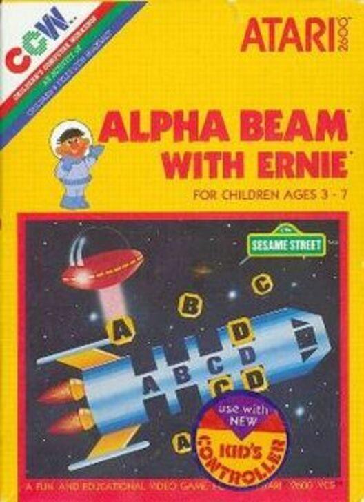 Alpha Beam with Ernie image