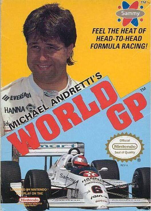 Michael Andretti's World GP image