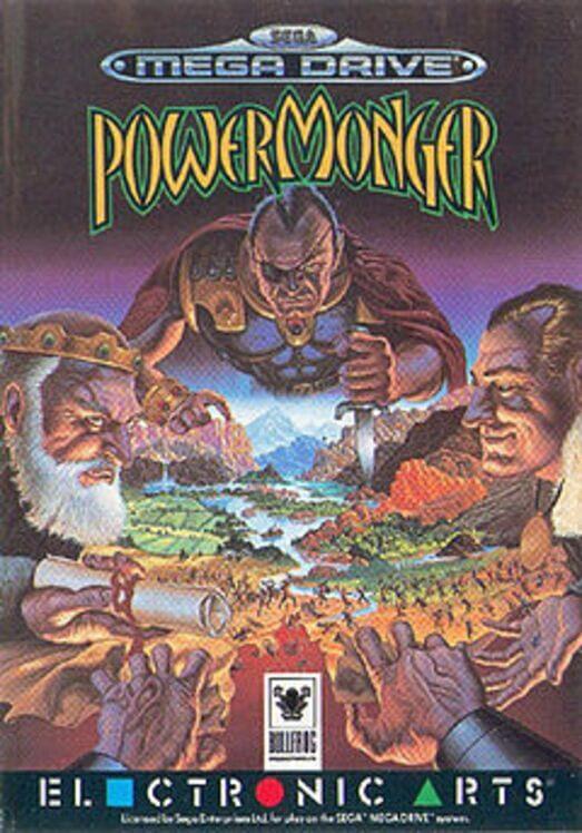 Powermonger Display Picture