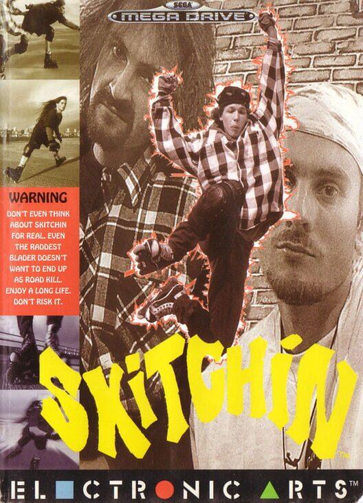 Skitchin' image