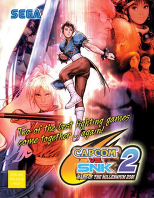 Capcom vs. SNK 2 image