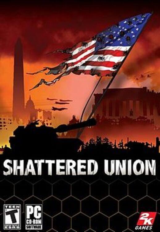 Shattered Union image