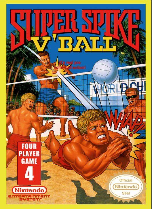 Super Spike V'Ball image
