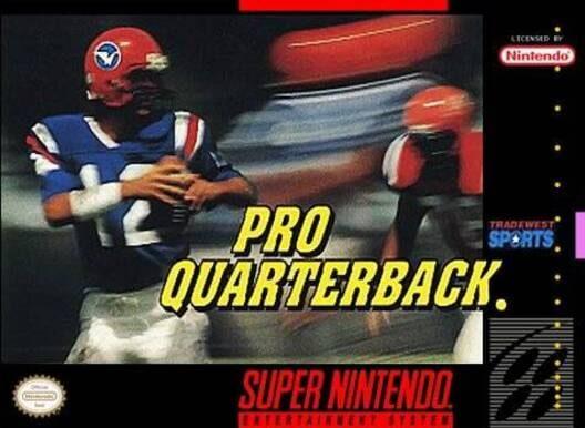 Pro Quarterback Display Picture