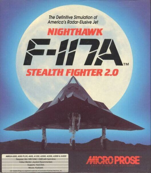 NightHawk F-117A Stealth Fighter 2.0 image