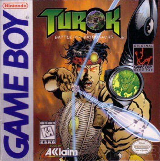 Turok: Battle of the Bionosaurs image