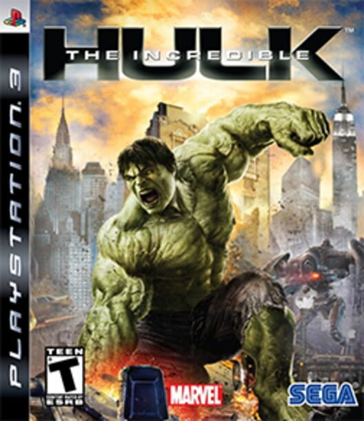 The Incredible Hulk Display Picture