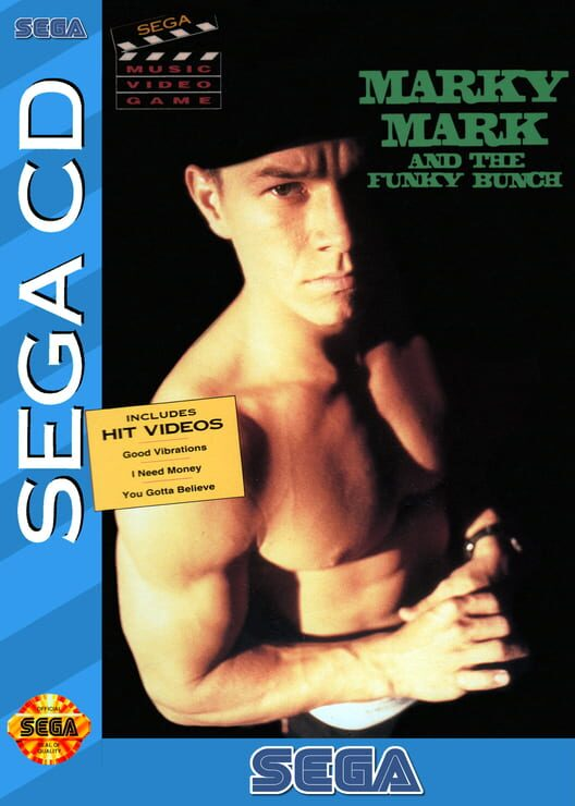 Marky Mark and the Funky Bunch: Make My Video image