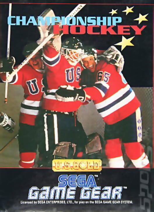 Championship Hockey Display Picture
